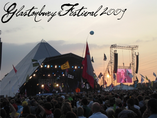 Glastonbury Day One